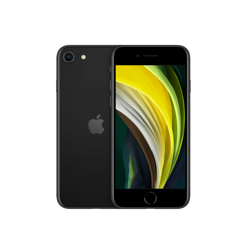 Apple iPhone SE (2020) Single Sim + e-SIM 64GB LTE (Black) HK spec MX9R2ZP/A